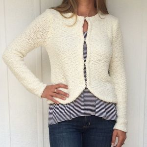 NEW Cream cardigan