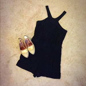 Black BCBG Generation Romper