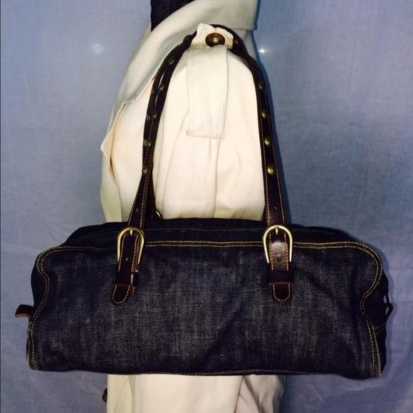 prada bags and prices - 72% off Miu miu prada Handbags - Miu Miu Prada Denim bag authentic ...