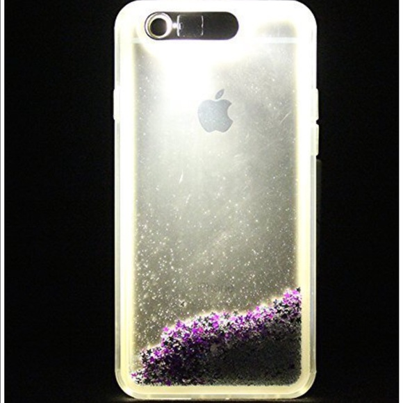 Glow in the dark with stars - iphone 6 case 89cbdc849