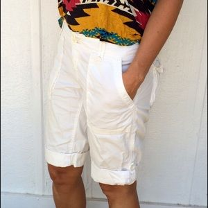 American Eagle Outfitters Pants - AE white shorts