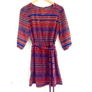 Dresses & Skirts - ❌SOLD❌ NWOT Tribal Printed Dress