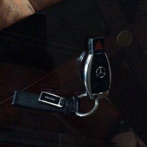 prada replica keychain