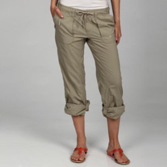Original The North Face Speedlight Women39s Hiking Pants UK 12 TNF Black