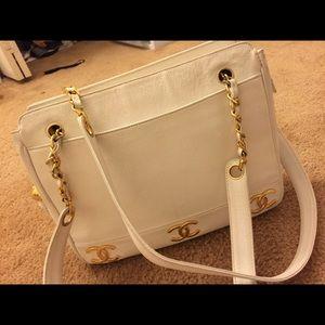 Authentic Chanel vintage bag