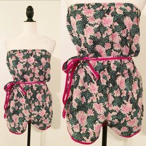 Dresses & Skirts - 🎉😊Floral printed romper