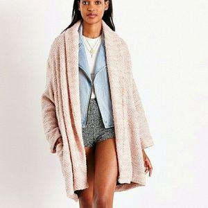 UNIF pink rose blazer jacket