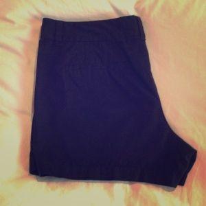 LOFT Cotton Shorts