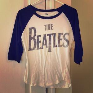 Tops - The Beatles Baseball Tee