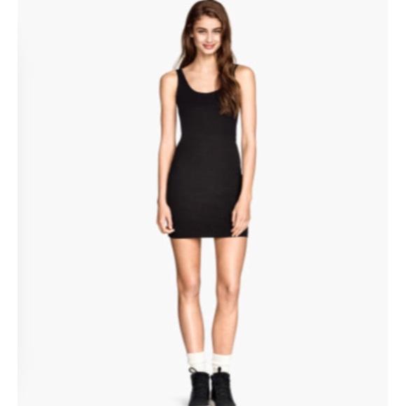Black Tank Dresses
