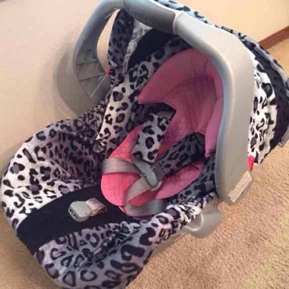 Carter S Car Seat Strap Covers