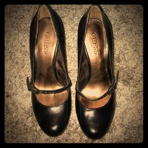New Mary Janes pumps/heels sz 6.5 by GUESS