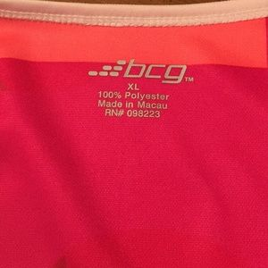bcg Tops - BCG Sleeveless Athletic top