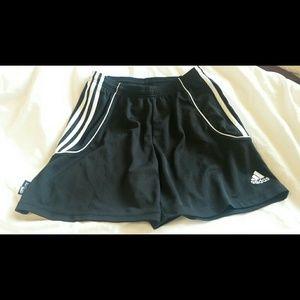 climalite adidas soccer shorts
