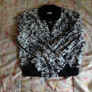 Hollister light weight jacket