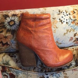 Jeffrey Campbell Rumble Boots size 5