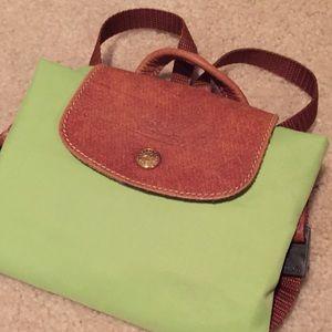 9d45df64a0a Longchamp Bags - 🎉HOST PICK🎉 Longchamp Le Pliage backpack