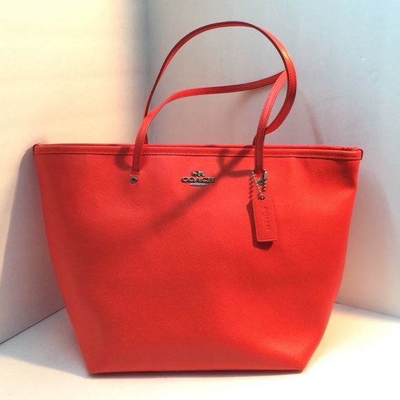 New Coach Coral Tote bag��