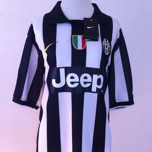 Nike Tops - Juventus Football Club Soccer Uniform Kit