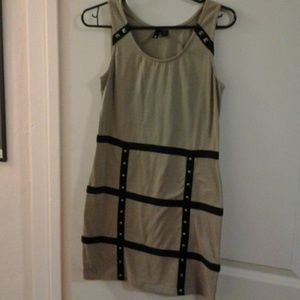 Army inspired dress