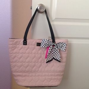 ⚡SALE⚡NWT Betsey Johnson tote
