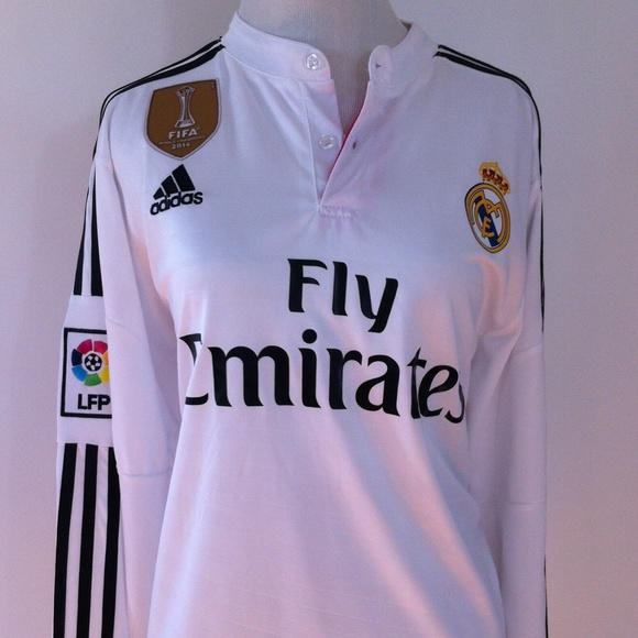huge discount b70cb c6b5c Real Madrid Chicharito Soccer Uniform Kit NWT