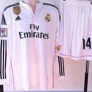 d2c466a62 Adidas Tops - Real Madrid Chicharito Soccer Uniform Kit