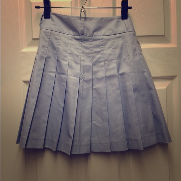 53 j crew dresses skirts jcrew cotton pleated