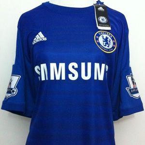 Chelsea Football Club Soccer Jersey