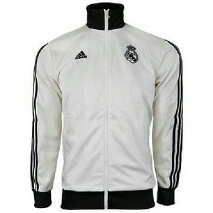 Real Madrid Football Soccer Zipper Jacket Ronaldo