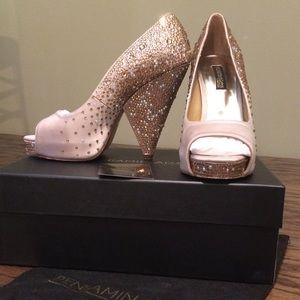 58 Off Benjamin Adams Shoes Sofia Wedge Poshmark