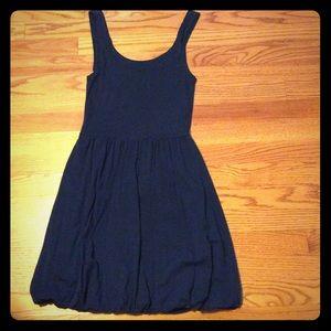 blue forever 21 bubble dress on Poshmark