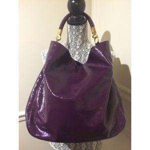 Yves Saint Laurent - RARE Purple Patent YSL Roady from Kesha\u0026#39;s ...