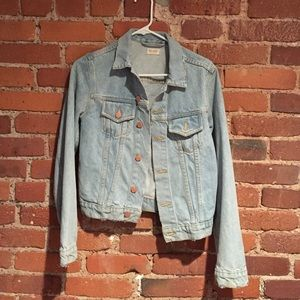 Light Blue Brandy Melville/John Galt Denim Jacket
