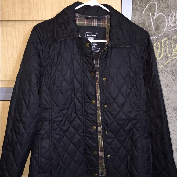 poshmark bean l jacket m riding ll listing jackets coats quilt quilted