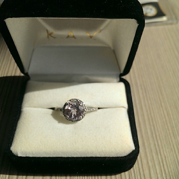 Kay Jewelers Amythesist Birthstone Ring from Haley s closet on Poshmark