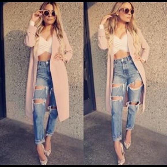 83ed4959 Zara Jeans | High Rise Distressed Denim 90 | Poshmark