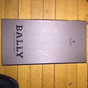 Men's Bally shoes Size 6.5