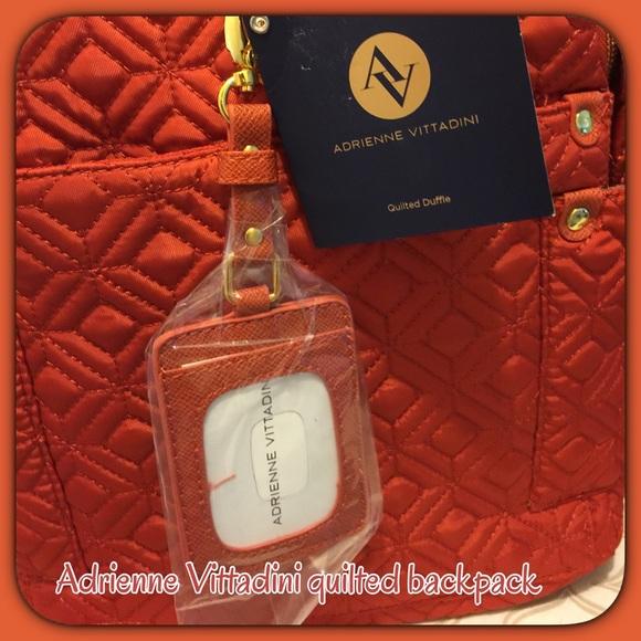 71 Off Adrienne Vittadini Handbags Adrienne Vittadini
