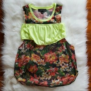 Tops - Cute two piece set!