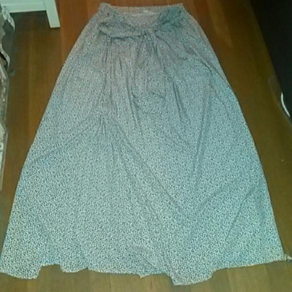 68 zara dresses skirts zara maxi skirt from