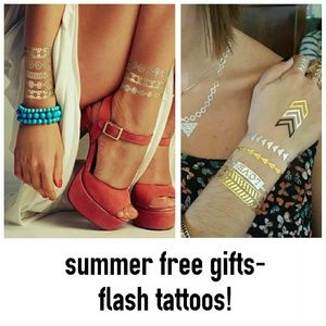 Flash Tattoos Free Gift for $25+