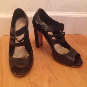 Prada Shoes - Prada Mary Jane heels