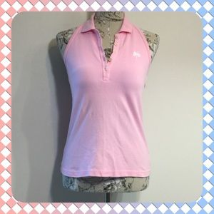 Lilly Pulitzer Tops - ⚡️SALE⚡️Lilly Pulitzer Halter Pretty&Preppy PINK🎀