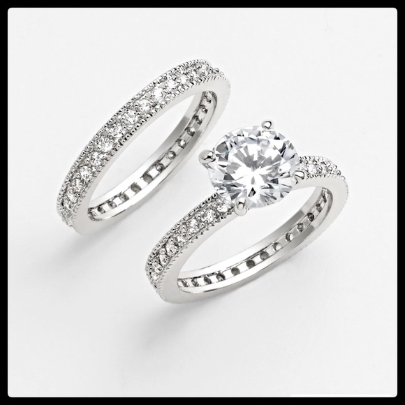 28 off nordstrom jewelry engagement pave ring for Nordstrom wedding rings