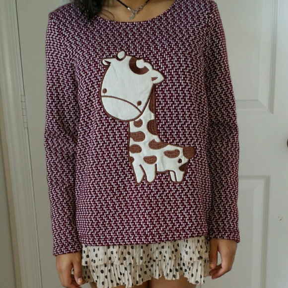 2d2353419 B.L.U.E (yesstyle) Sweaters