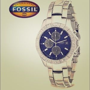 FOSSIL MEN'S SPEEDWAY CH-2352 NEW IN BOX