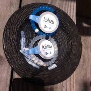 Jewelry - Bundle of two NWT lokai bracelets