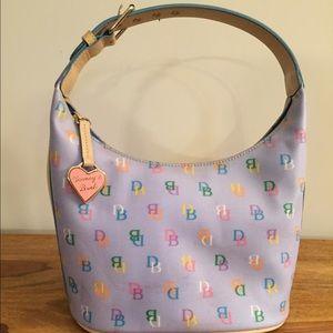 Dooney and Bourke bucket bag