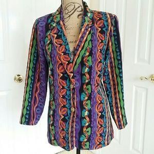 Vintage Maggie Sweet blazer